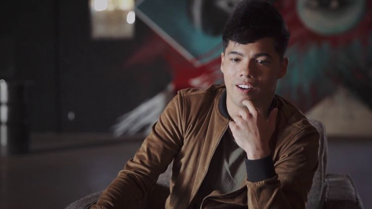 """#IAm Dominic """"D-trix"""" Sandoval Story. The most inspiring story from a hero of mine<<< I cried when I first watched this. Gah he's so perfect and sweet and kind and funny and inspiring! The list goes on and on"""