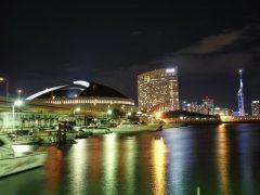 夜景スポット 福岡市にある伊崎漁港ここから福岡タワー福岡ドームなどを一望できる場所です住宅街にあり近くに駐車場もないのでマナーを守る必要はありますが静かで綺麗な場所です #福岡 #伊崎漁港 #夜景 #スポット #福岡タワー #福岡ドーム tags[福岡県]