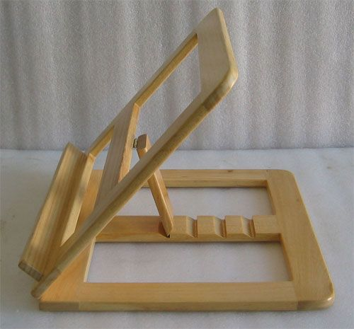 Portable Reading Stand Bookstand Music Book Holder BH01 Nat | eBay