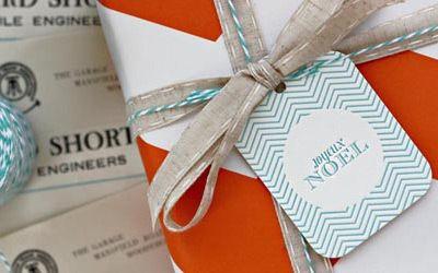 Bondville: Bespoke Letterpress Boutique 2011 Christmas Cards