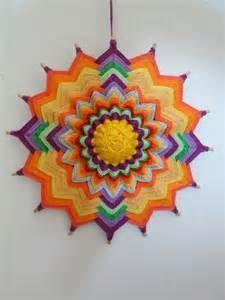 Mandalas De Crochet - Resultados Yahoo Search da busca de imagens