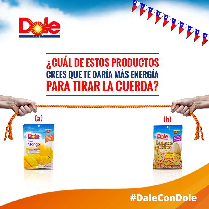 Dale con un juego entretenido #DaleConDole