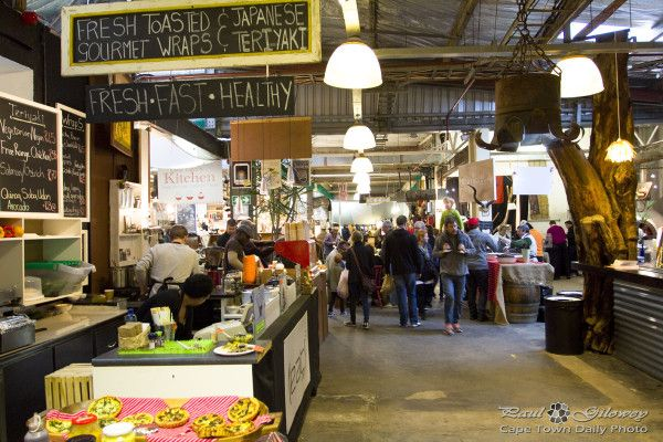 Bay Harbour Market in Hout Bay: The perfect way to spend a rainy Sunday