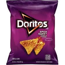 Image result for sweet spicy doritos