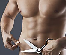 How to get a six-pack in four weeks