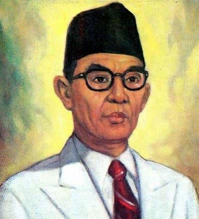 Ki Hadjar Dewantara battled for education in Indonesia. He wanted that education was available for everyone, because during that time education was only available for the rich.
