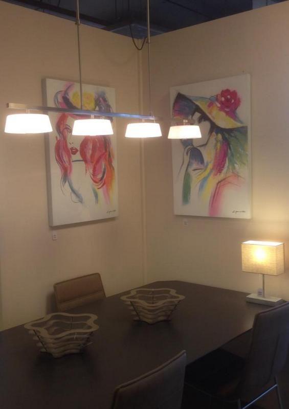 Showroom winkel interieur verlichting . Verlichting voor de slaapkamer ...