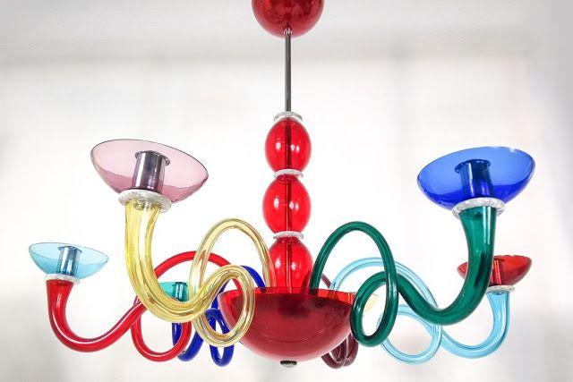 Lampada a sospensione in vetro colorato aurinia lampada a sospensione. Lampadari In Vetro Colorato Di Murano Moderni Colorful C Lampadari Di Murano Colorati In Vetro Soffiato Moderni E Lampadario In Vetro Lampadari Vetro Colorato