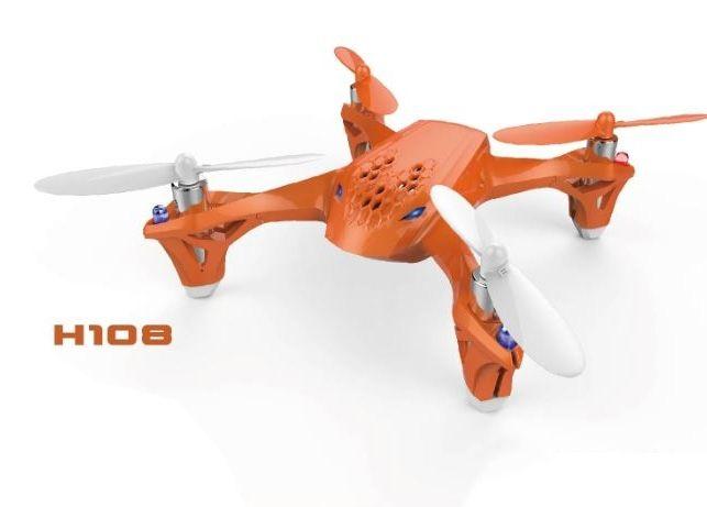 Hubsan x4 H108 Mini Quadrocopter 4 Ch. NYHED 2015 - orange