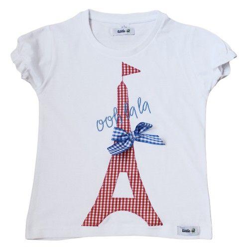 oh la la by little-id.com . camisetas que dejan huella