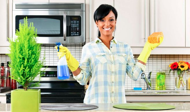 Germs are everywhere, but certain spots unknowingly are dirtier than others! Here are some of the hot spots -- and tips for banishing harmful bacteria and viruses!