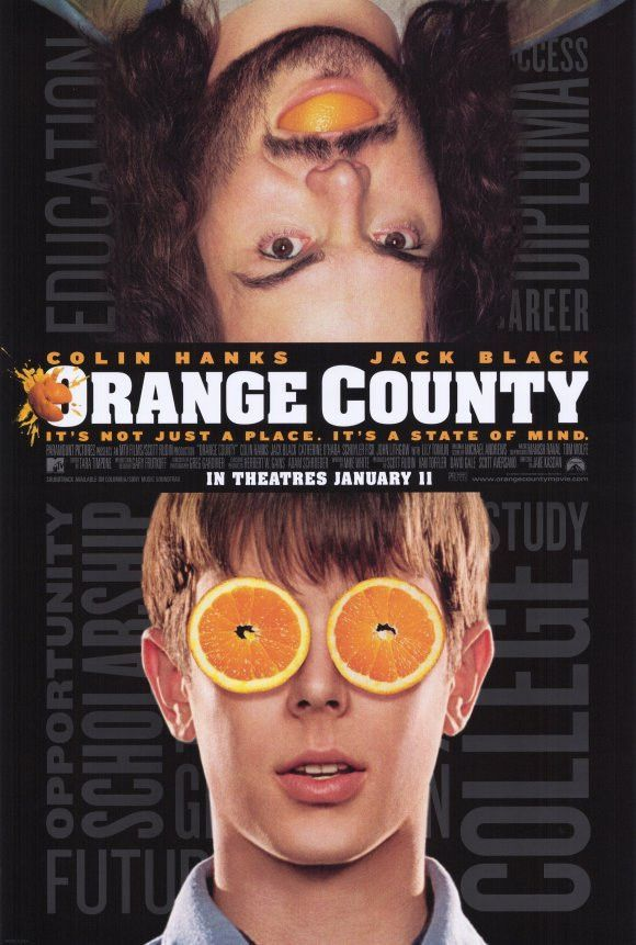 Orange County 27x40 Movie Poster (2002)