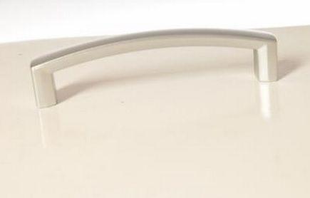 Uchwyt meblowy 1.239 L-96 Chrom Matowy ,Aluminium