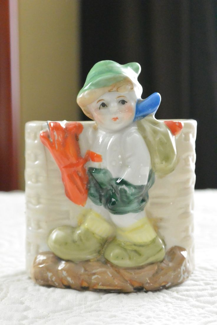10 Images About Occupied Japan Figurines On Pinterest