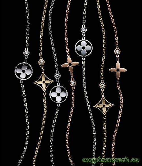 Louis Vuitton Monogram Idylle jewelry