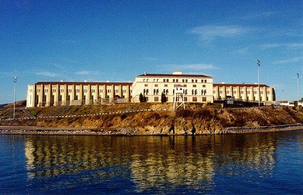 4. San Quentin State Prison - The 50 Craziest Prisons and Jails in the World | Complex