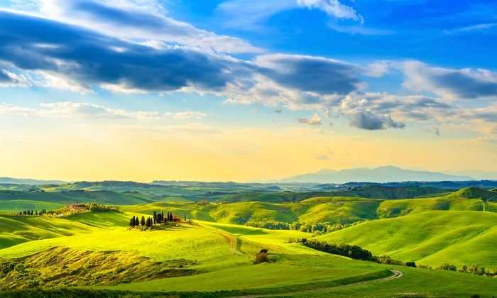 Tuscan Villa Vacation Sweepstakes - Fattoria degli Usignoli: ✈ Sweepstakes to Win 5-Night Tuscany Vacation with Airfare for Two from Great Value Vacations