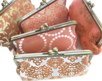 Personalized clutches with your bridal colors is a wonderful gift when your bridal party is small or if you have a large budget and can afford to splurge a little! To slim down for that special day click here-->Order your Skinny Fiber today and start on the road to a healthier YOU!!! ---> http://www.lowcountrylightnfit.sbc90.com For more ideas, motivation and encouragement Click -> https://www.facebook.com/groups/LosingWeightwithMotiv8andMore/