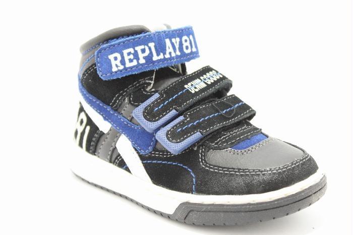 Stoere jongenssneaker van Replay