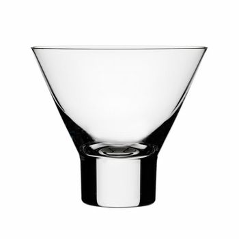 CeciStyle V109: Ceci Johnson of Ceci New York - SILVER LINING: Get the Look: DRINK UP  Bring 21st-century modernism to martini hour with Iittala's Aarne cocktail glass ($55 for set of two, finnstyle.com).