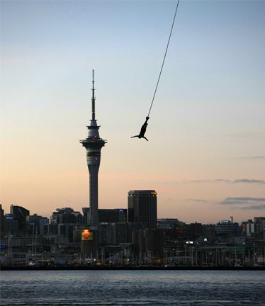 Bungee Jump in New Zealand?
