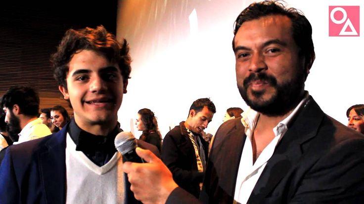 Entrevista con Germán Bracco y la nueva serie Yo Soy Yo de Canal Once