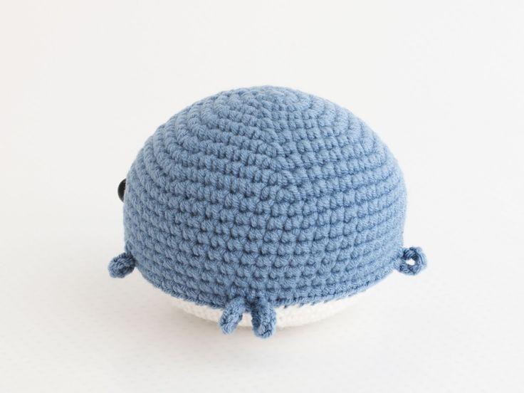 Free Crochet Amigurumi Whale Patterns : Best amigurumis pequicosas images