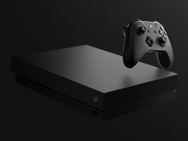 The Xbox One X Giveaway: Get Way Ahead of the November 7 Release Date. Oh, & Don't Pay Anything. https://deals.wccftech.com/giveaways/the-xbox-one-x-giveaway?gid=241576