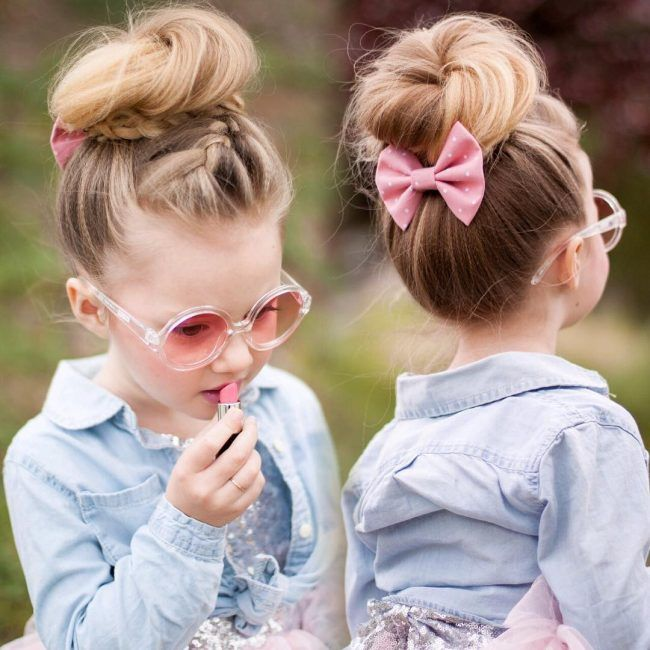 Marvelous 1000 Ideas About Kid Hairstyles On Pinterest Girl Hairstyles Short Hairstyles Gunalazisus