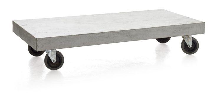 Xooon Toro, salontafel 120 x 60 cm