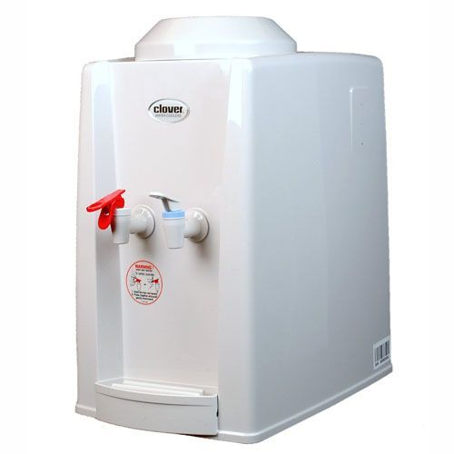 Clover Energy Star Mini Countertop Hot & Cold Water Cooler w/ Point of Use