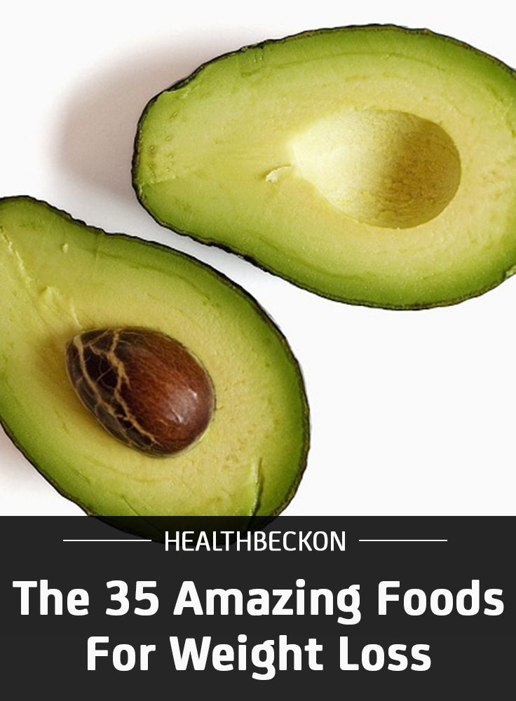 The Ultimate List – 35 Amazing Foods For Weight Loss