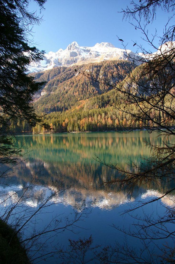 Lake Tovel - Tuenno (Trento), Trentino Alto Adige, Italy