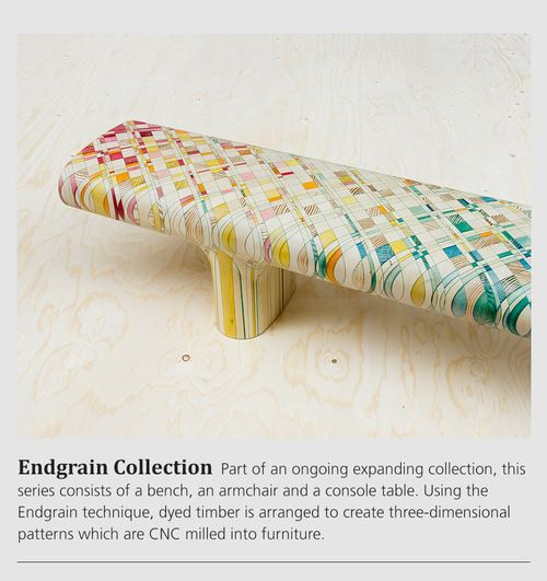 Raw Edges U2014 Endgrain