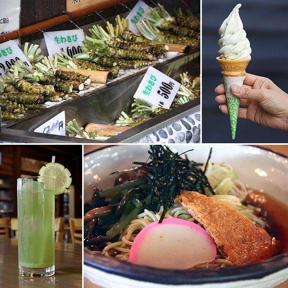 Matsumoto Travel: Daio Wasabi Farm