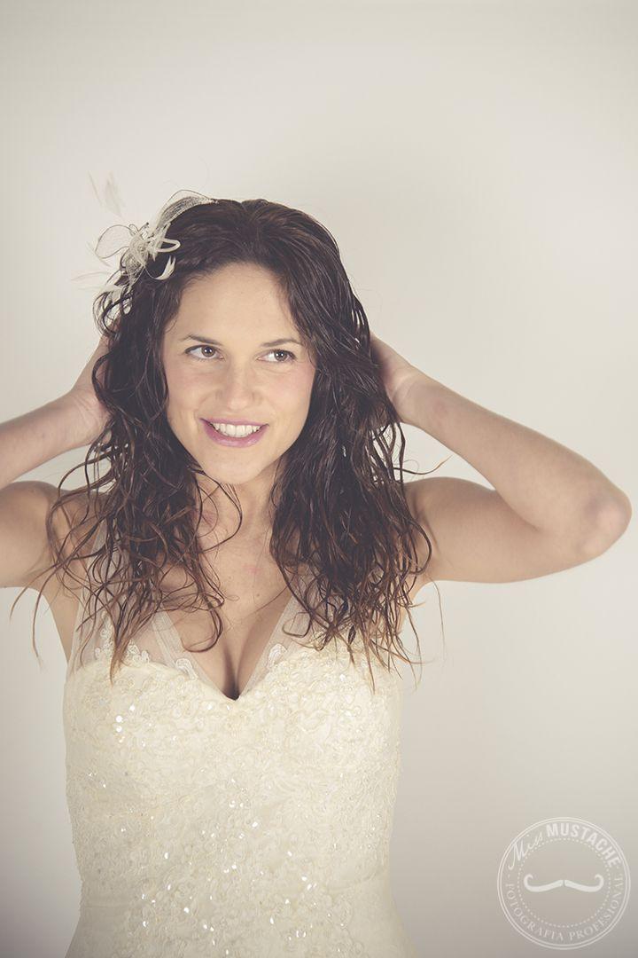 Sesión en estudio Post-Boda | Fotografía Bodas Madrid | Reportaje boda | Matrimonio | Parejas | Enlace | Estudio