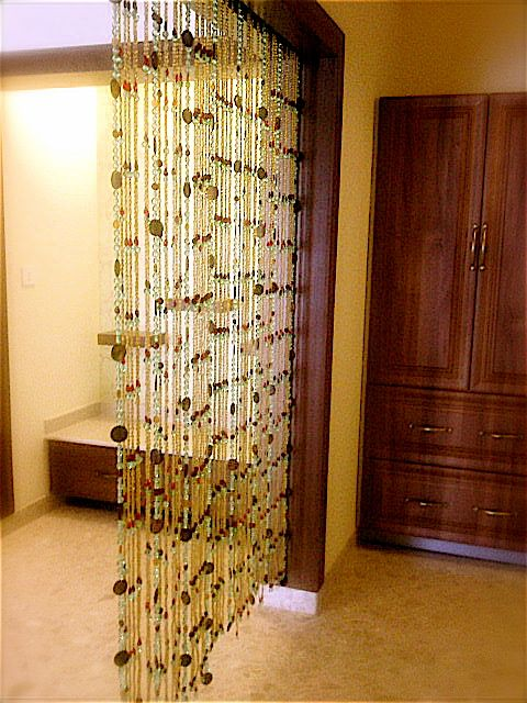Beaded Curtain Room Divider Sevenstonesinccom