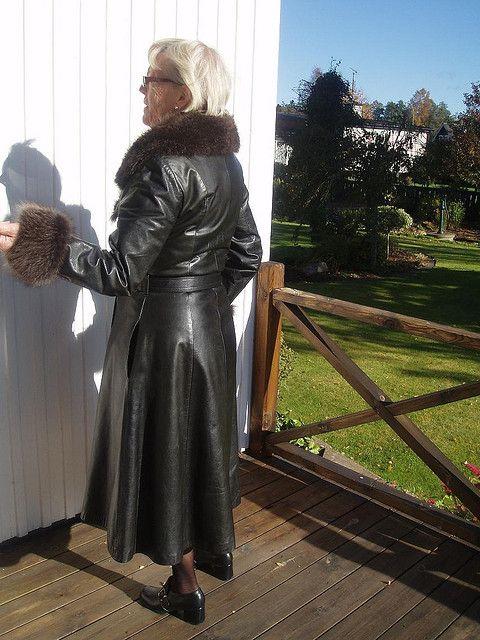 Leather Coat Coats Photos And Leather Coats