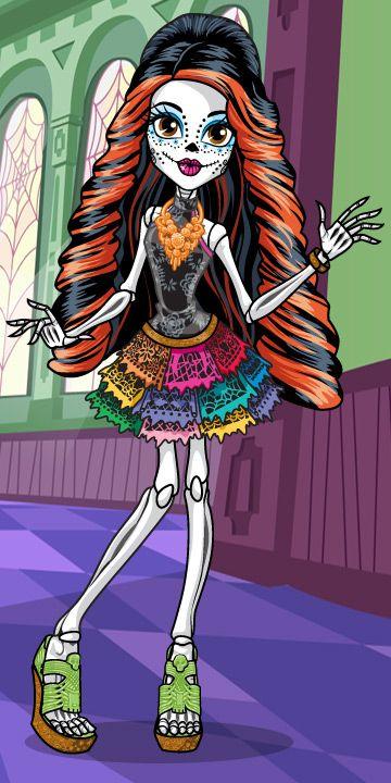 skelta calaveras daughter of los eskeletos age 15 - Skelita Calaveras Halloween Costume