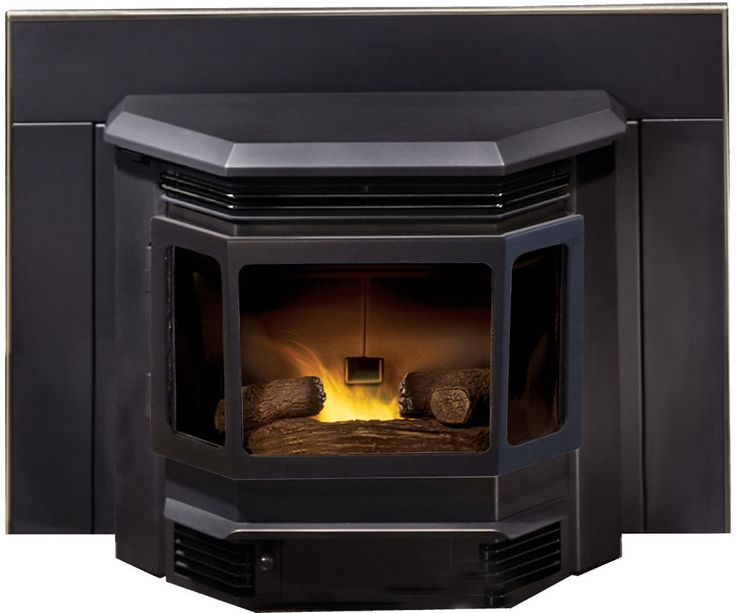 Quadra-Fire Classic Bay 1200 Wood Burning Pellet Insert #QuadraFire