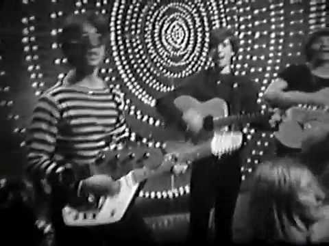 "The Hollies ~ ""Bus Stop"" ~ 1966  (Did you spot Graham Nash...has the same movements as he does now)"