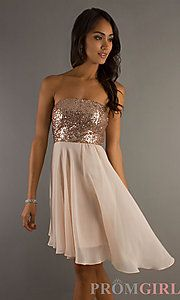 1000  images about Semi formal dresses on Pinterest - Shops- Short ...