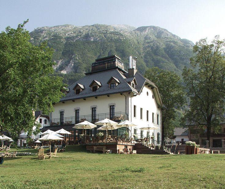 Hotel Dobra Vila Bovec Slovenia