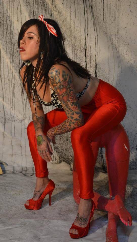 #tattooedgirl #iloveink #conicienta