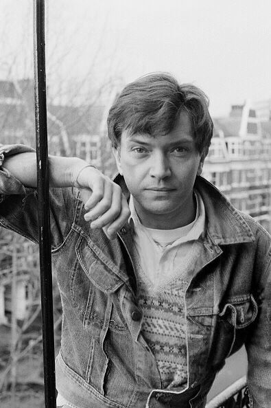 Martin Shaw in London on 27th January 1984.