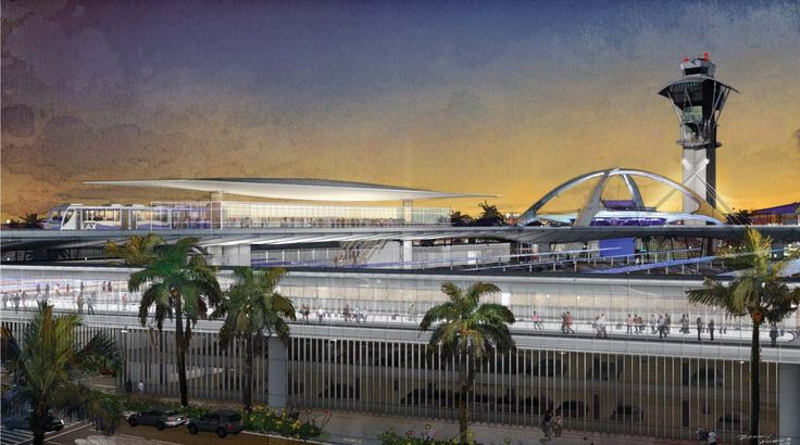 Parking lot operator sues LA over LAX upgrades - Curbed LAclockmenumore-arrow : The upgrades would include the people mover that links up to light rail