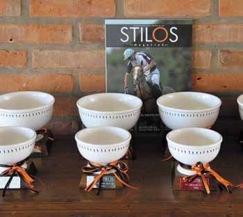 Algunos de los destacados premios que se entregan en cada una de las jornadas del Torneo de Golf Circuito Stilos Magazine.