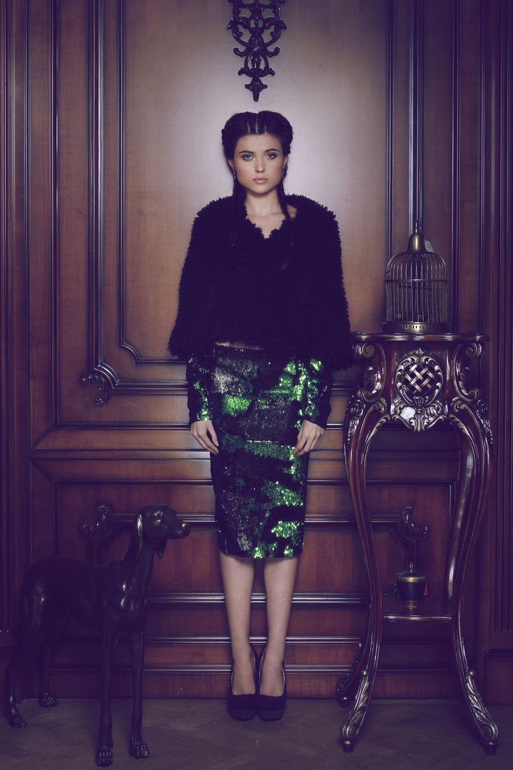 Colectia Russian Fairytale Campanie - 2013 Iulia Dima
