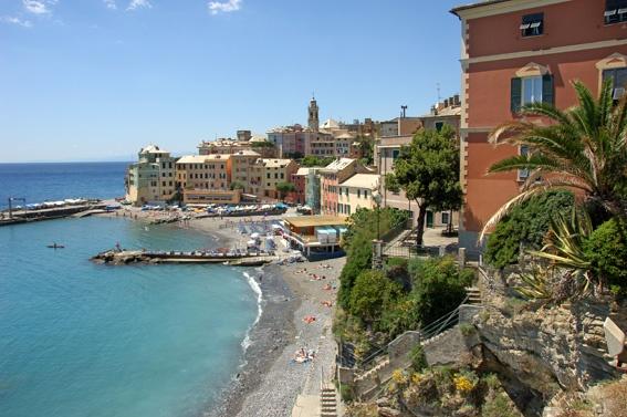 Bogliasco, Genova, Liguria, Italy - © Roberto Merlo