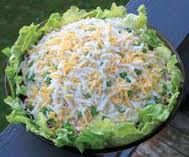 Cook Islands Potato Salad - In NZ you will see this at many a feast if your family has Rarotongan relatives....yummy!!